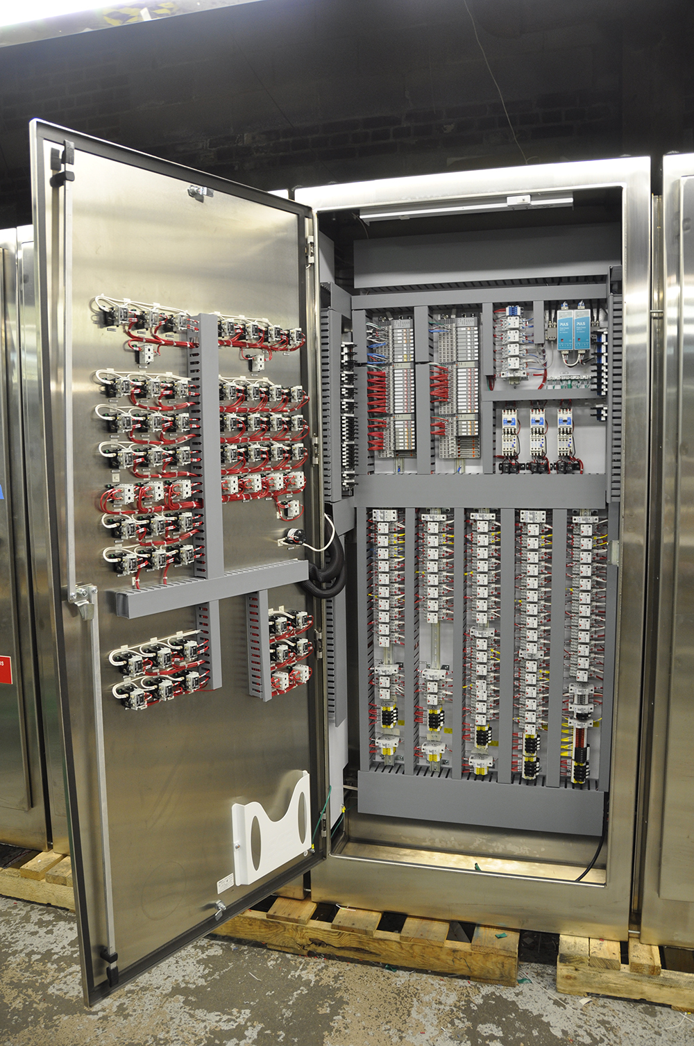 Plc Panels Full System Integration Electrical Control